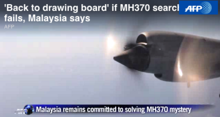 Is MH370 search headed back to the drawing board? (+video)
