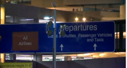 Police shoot machete-wielding man at New Orleans airport