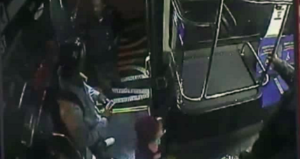 4-year-old girl boards Philly bus alone in search of a slushie (+video)