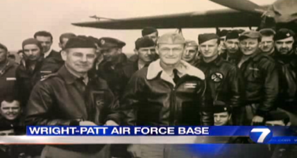 WWII heroes will present Congressional Gold Medal to Ohio museum (+video)