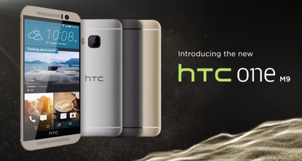 New high-end HTC One M9 phone doesn't offer a whole lot of new
