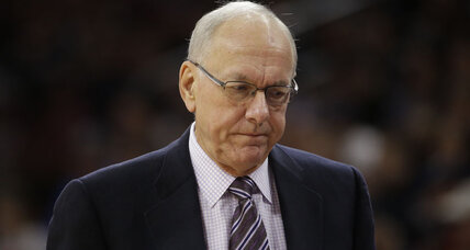 Syracuse, Jim Boeheim hit hard by NCAA over infractions