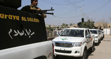 Is winning in Tikrit really the key for Iraq retaking Mosul?
