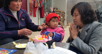 In rural China, once-hated family planners turn toddler advocates