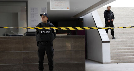 Four arrested, military to patrol cities in Tunisian museum attack aftermath