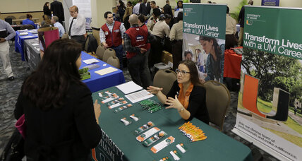 Jobless claims jump unexpectedly to 10-month high (+video)