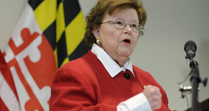 Sen. Barbara Mikulski retiring: here's the fight that started her career