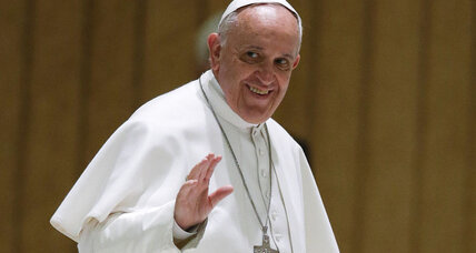 On second anniversary, Pope Francis predicts short stay (+video)