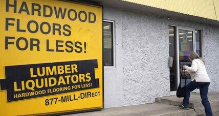Lumber Liquidators (LL) stock plummets after CBS report