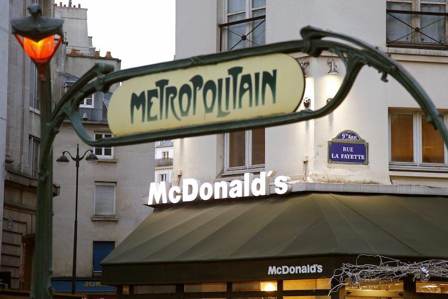 Scientific Management of McDonald's