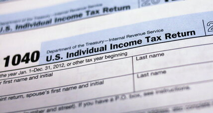 Afraid of income taxes? A new tool to help understand the 1040.