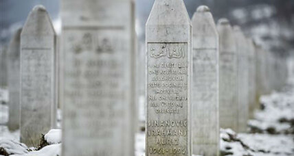 Srebrenica massacre: Eight suspects in custody after 20 years