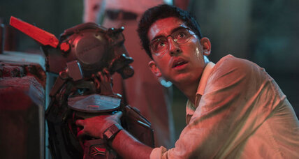 'Chappie' comes in number one at the box office, but is slammed by critics