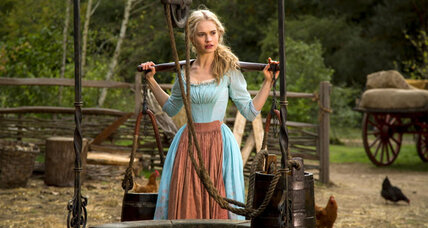 'Cinderella': The new live-action version of the fairy tale never soars (+video)