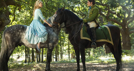 'Cinderella': Can anything stop the fairy tale movie trend?