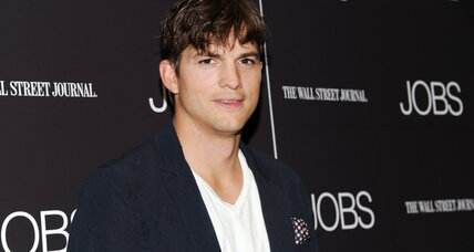 Ashton Kutcher fights for diaper changing stations in men's rooms (+video)