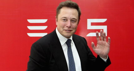 Elon Musk promises to end 'range anxiety.' Is it possible?