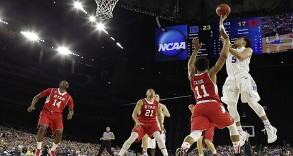 NCAA tournament 2015 TV schedule: Who to watch in Sunday's 'Elite 8' (+video)