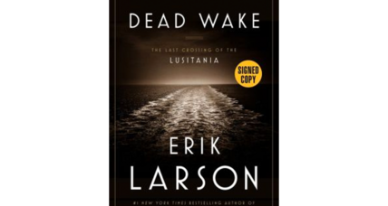 Bestselling author Erik Larson garners rave reviews for his upcoming book 'Dead Wake'