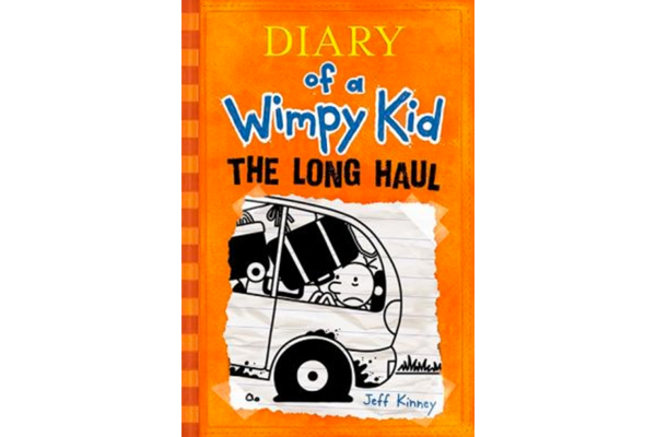 Diary Of A Wimpy Kid Newest Released Book