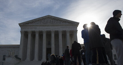 Does wearing American flag incite violence? Supreme Court lets stand ruling.