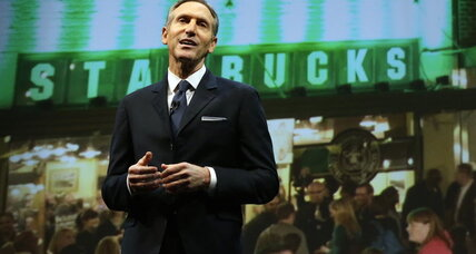 Starbucks is good at selling coffee, but can it sell tolerance?