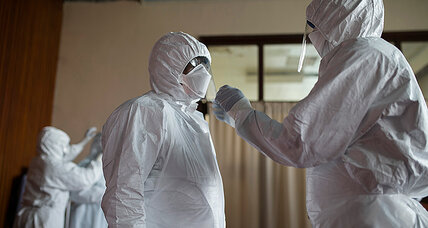 As Ebola threat abates, Sierra Leone turns attention to survivors (+video)