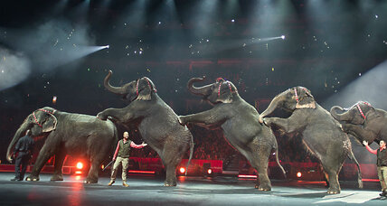 Why Ringling Bros. won't have an elephant act anymore
