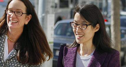 Jurors question woman in Silicon Valley discrimination case (+video)