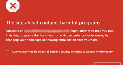 Google defends online safety by attacking 'unwanted software'