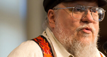 'Game of Thrones' fans, rejoice! George R.R. Martin is taking 'The Winds of Winter' seriously