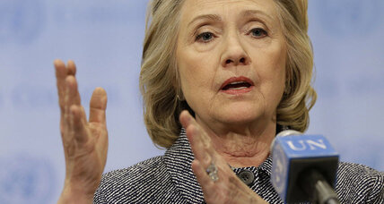 AP sues for Hillary Clinton e-mails: Did she break the law? (+video)