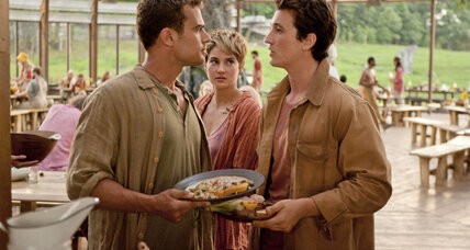 'Insurgent' doesn't stray from the well-worn YA adaptation path (+video)