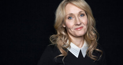 J.K. Rowling stays positive in her Twitter discussion with a fan