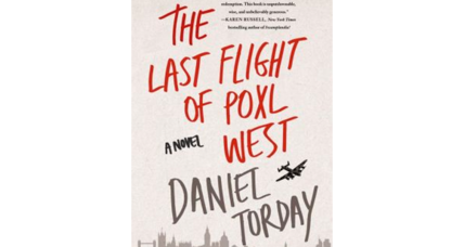 Author Daniel Torday draws praise for his debut novel 'The Last Flight of Poxl West'