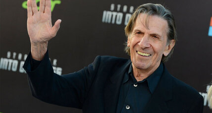 Leonard Nimoy: George Takei, Patrick Stewart pay tribute to the 'Star Trek' actor (+video)