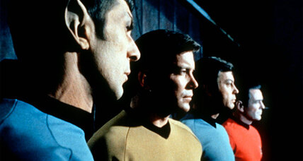 Leonard Nimoy: A history of Spock's famous ears