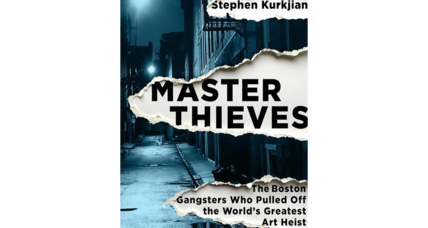 Will the Gardner paintings ever come back? 'Master Thieves' author Stephen Kurkjian says yes