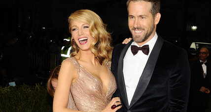 Gender bender: Did Ryan Reynolds and Blake Lively just kill the name 'James'? (+video)