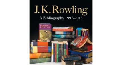 'J.K. Rowling Bibliography' reveals behind-the-scenes 'Harry Potter' stories