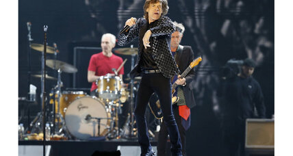 The Rolling Stones will tour North America beginning in May