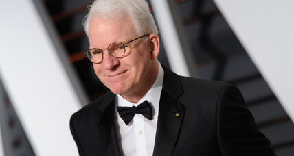 Steve Martin will reportedly star in 'Billy Lynn's Long Halftime Walk'