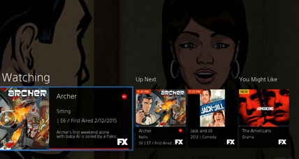 Sony Vue brings live TV to PlayStation 3 and PS4