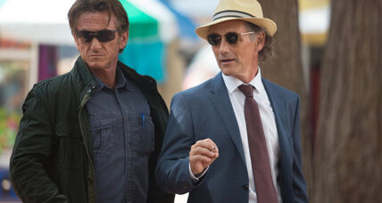 'The Gunman': Sean Penn is too fine an actor to be mired in nonstop shoot-outs