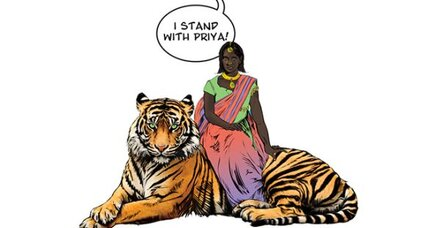 As India battles rape, a female superhero joins the fight