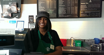 Why your Starbucks barista wants to talk about race relations