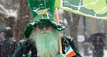 St. Patrick's Day: New York City residents can get a free book by an Irish writer