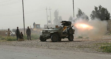 Iraqi commander slams US, hails Iran in fight against ISIS in Tikrit
