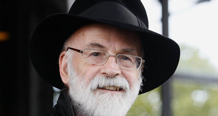 Terry Pratchett, acclaimed fantasy author, dies