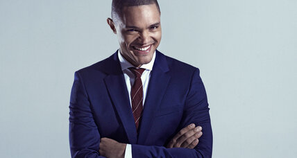 Trevor Noah announced as new host of 'The Daily Show'